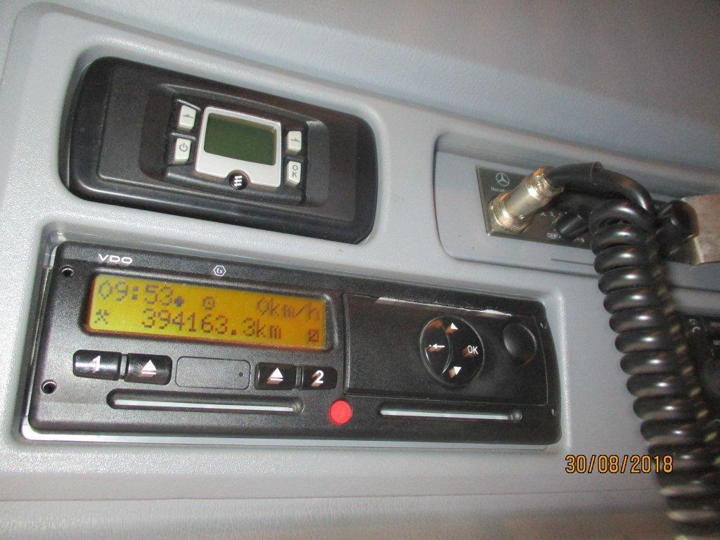 Mercedes-Benz  Atego 1223 - Euro6 LBW pronájem FULLSERVIS