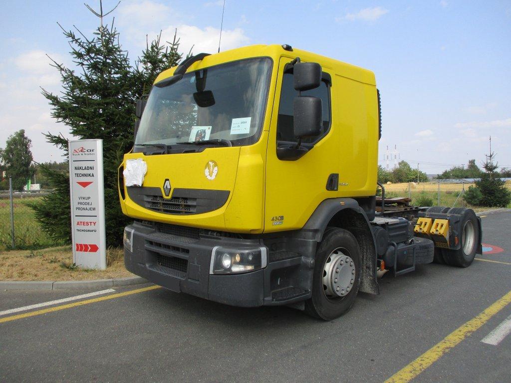 Renault  Premium DXi 430 EEV hydraulika