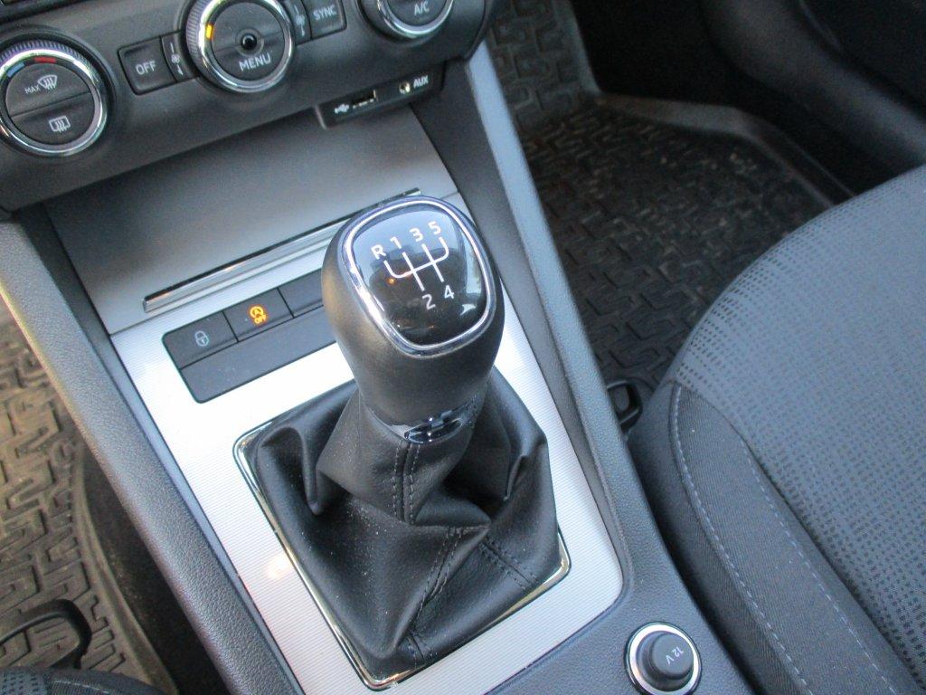 Škoda Octavia Combi 1.6 TDI Active