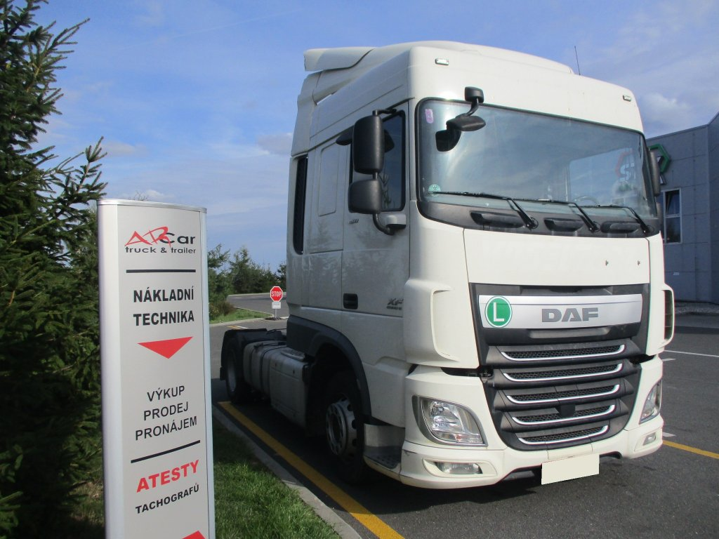 DAF  XF 106 460 FT SC Euro6