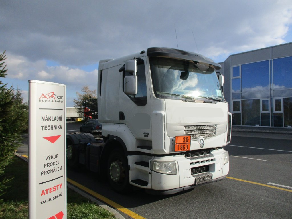 Renault  Premium 450 6x2 ADR Retarder