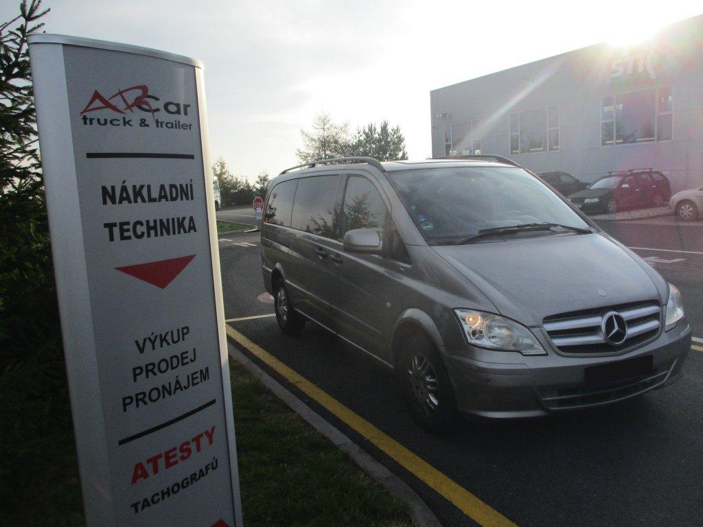 Mercedes-Benz Vito 113 CDI 9 míst