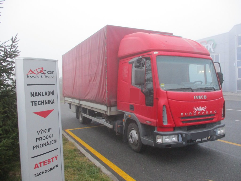 Iveco  ML 75 E 17 manual 2x lůžko