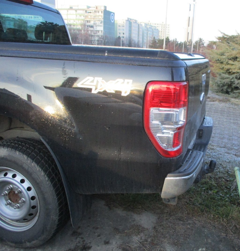 Ford Ranger 3,2 147 kW Limited 4x4