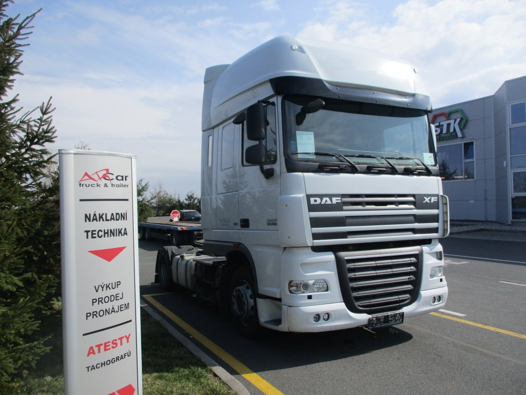 DAF  XF 105 460 FT SSC EEV LowDeck