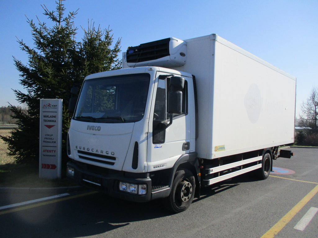 Iveco  ML 120 EL 17 Carrier Xarios 600 plošina