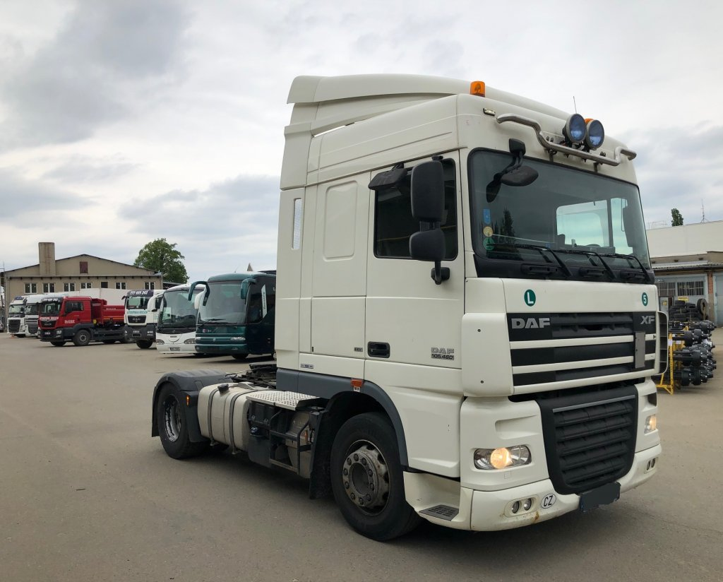 DAF  FT XF 105.460 EEV FULL ADR