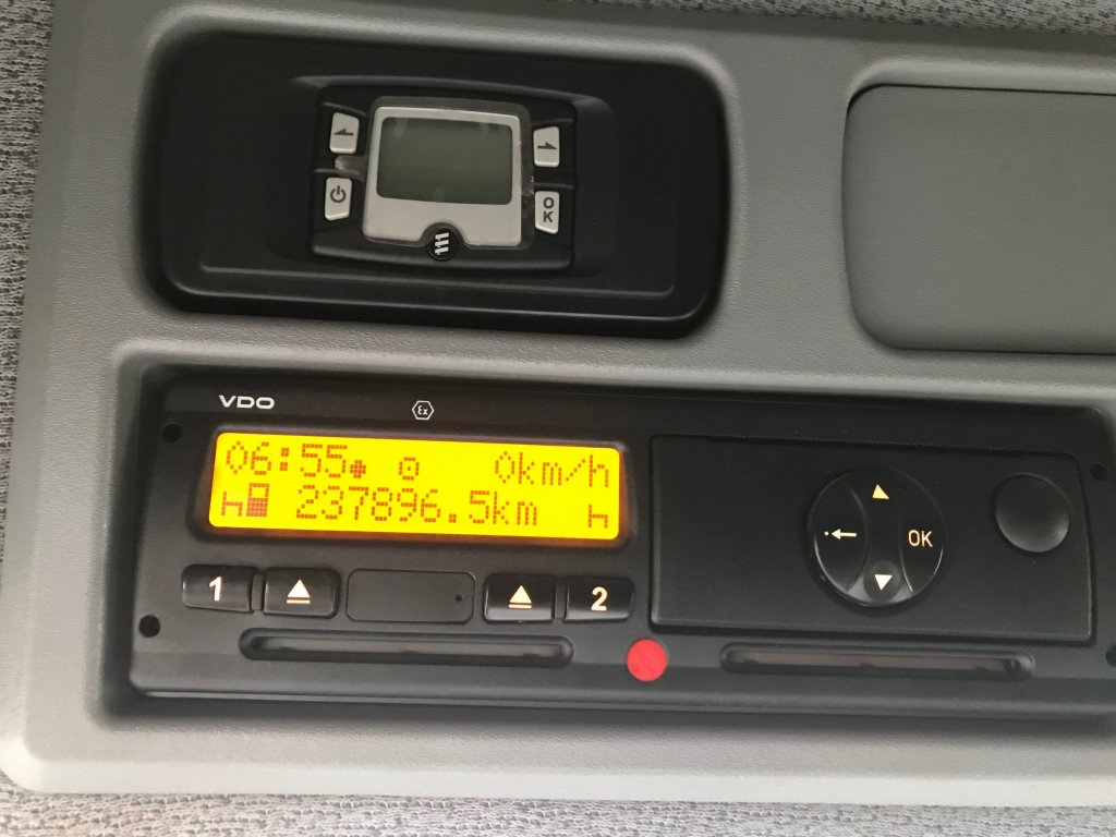 Mercedes-Benz  Atego 1221 L Euro6, plošina