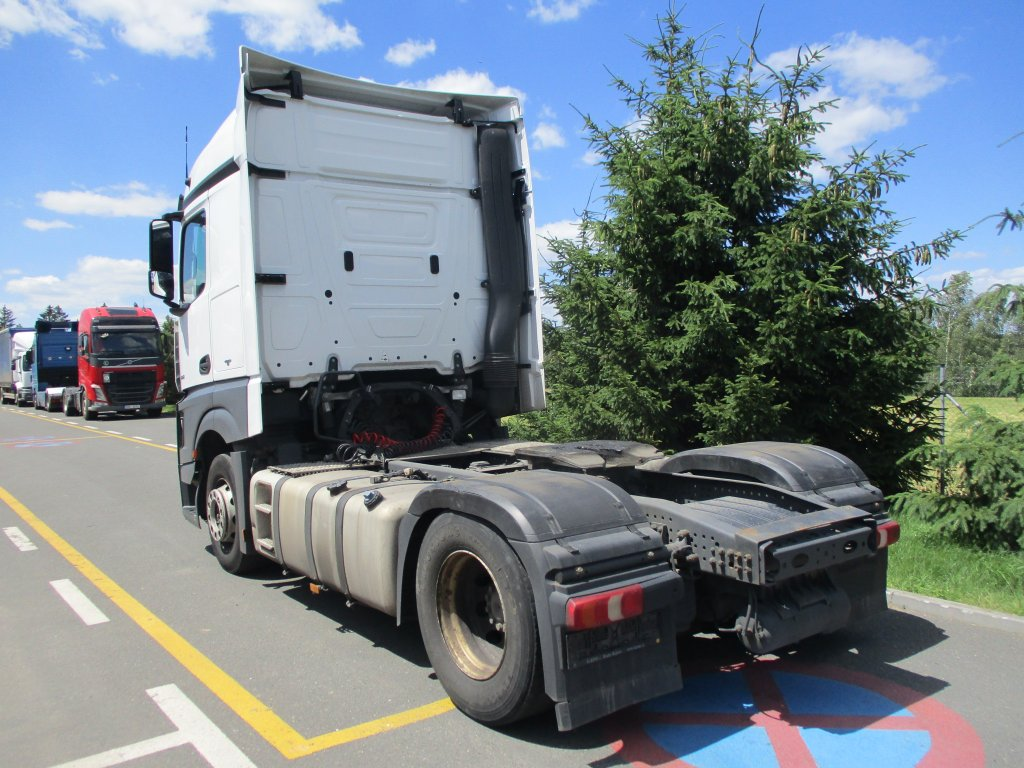 Mercedes-Benz  Actros 1842 LS Euro6 GigaSpace PPC