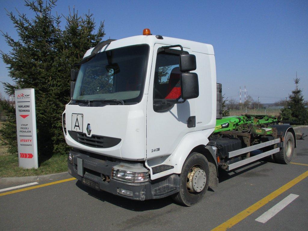 Renault  Midlum 240.14 4x2 PalfingerT10