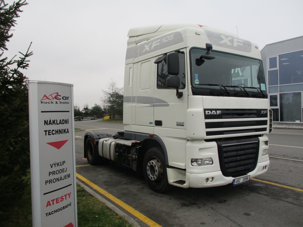 DAF   FT XF 105.460 SC EEV Standart Manual
