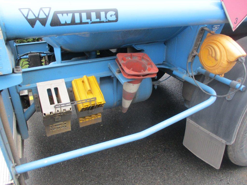 Ostatní  Willig SANA 40 ADR 5 komor 40000L
