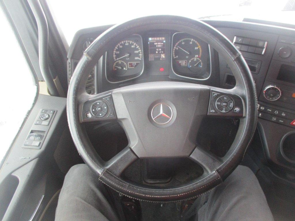 Mercedes-Benz  Actros 1848 Standart Euro6 hydraulika