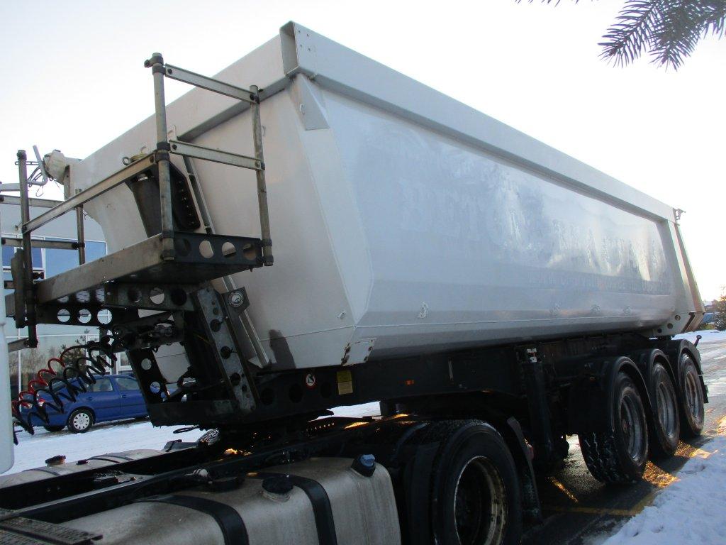 Schmitz  Cargobull Gotha SKI 24 Hardox 30m3 TOP