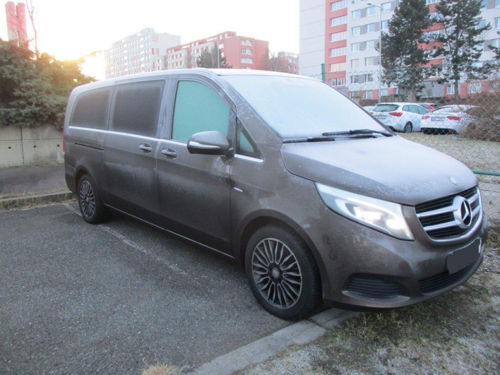 Mercedes-Benz Třídy V V 250 D AVANTGARDE XL 8 místné - SLEVA
