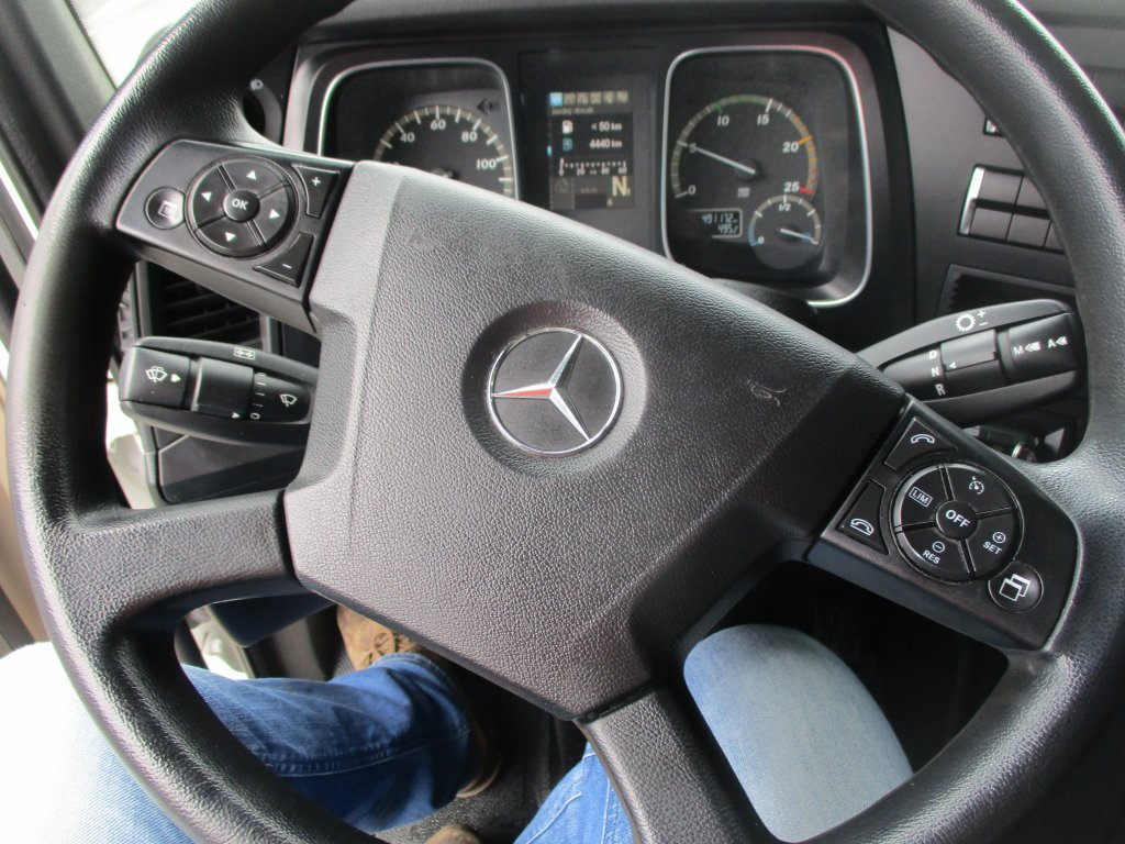 Mercedes-Benz  Actros 1845 LSNRL LowDeck PPC BigSpace