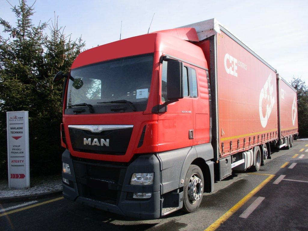 MAN  TGX 24.400 6x2 Euro6