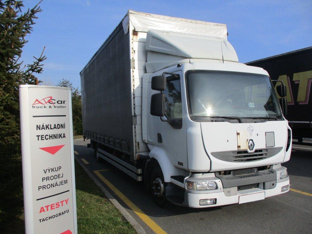 Renault  Midlum 220.12 4x2 orig.km