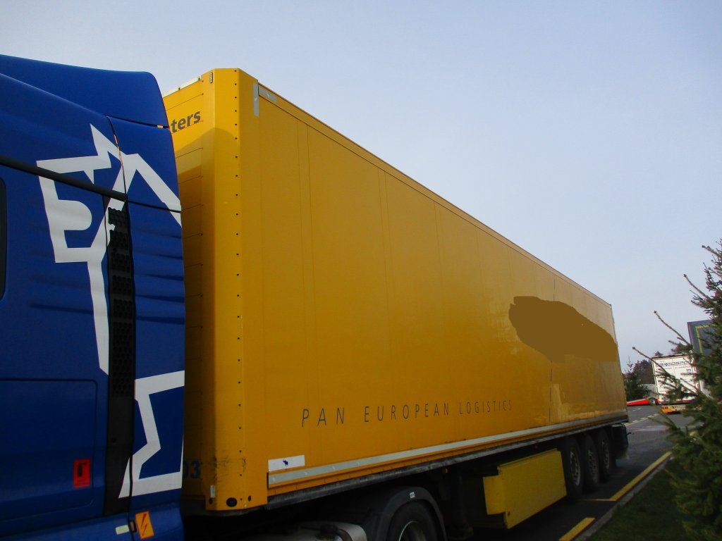 Schmitz  Cargobull SKO 24/L - 13,62 - patro