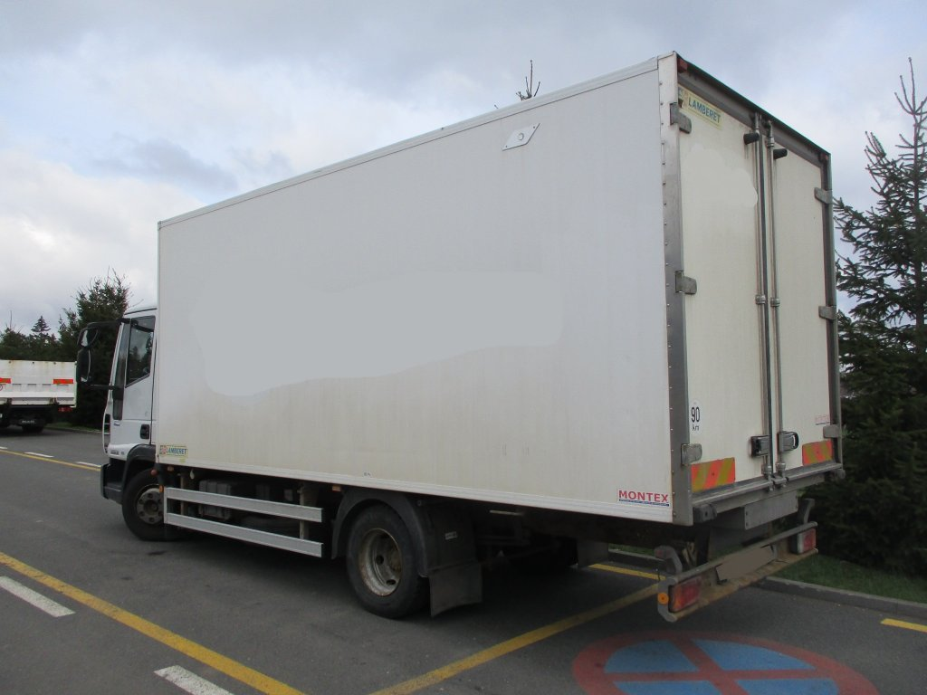 Iveco  ML 80EL18 Carrier Xarios 500 - 24°C