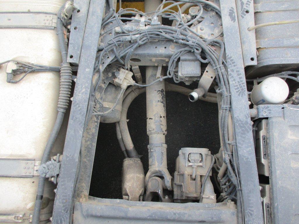 MAN  TGX 18.480 Intarder hydraulika EEV