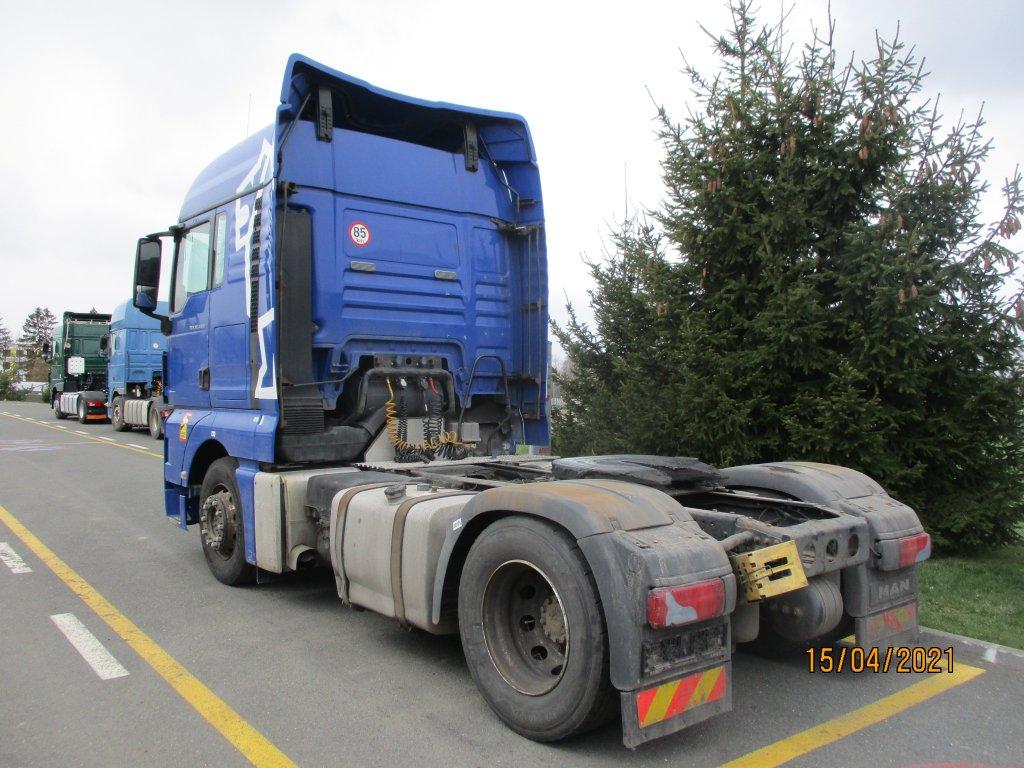 MAN  TGX 18.440 Euro5 ADR - EX/II,III, FL, AT
