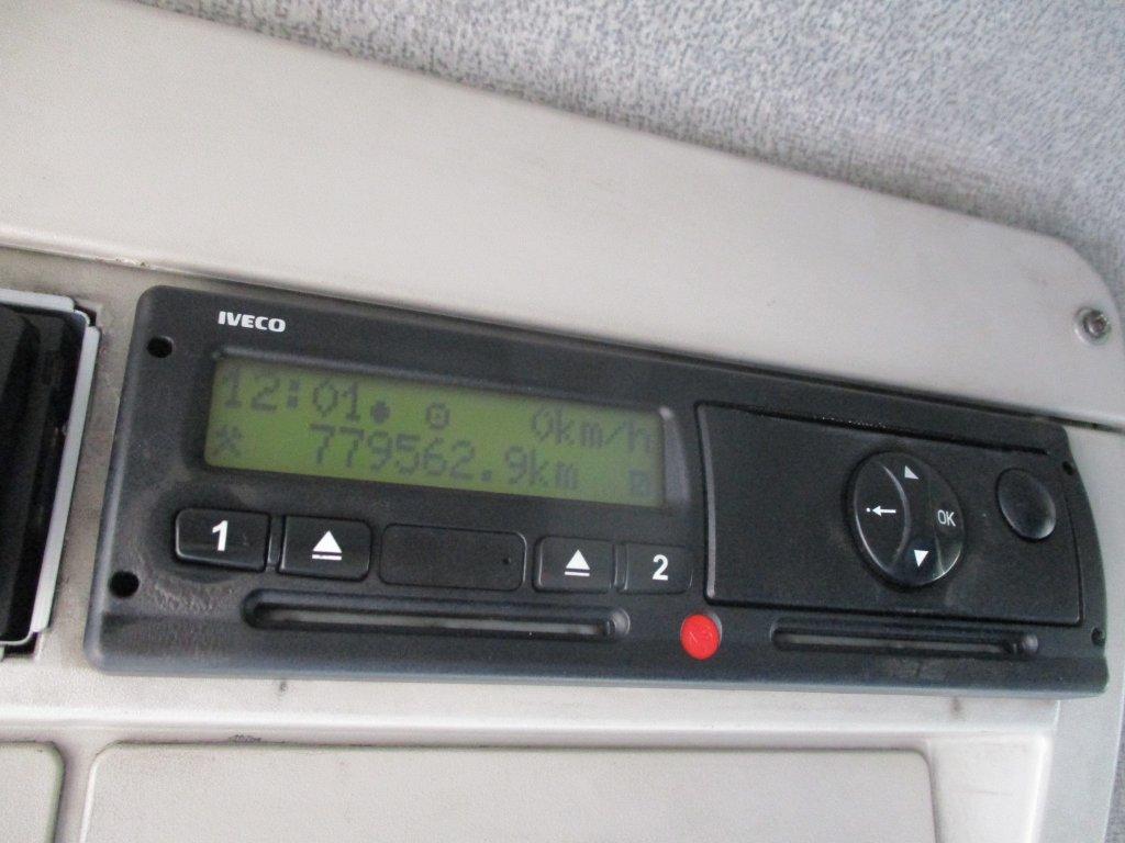 Iveco  ML 80EL18 Carrier Xarios 500 - 24°C
