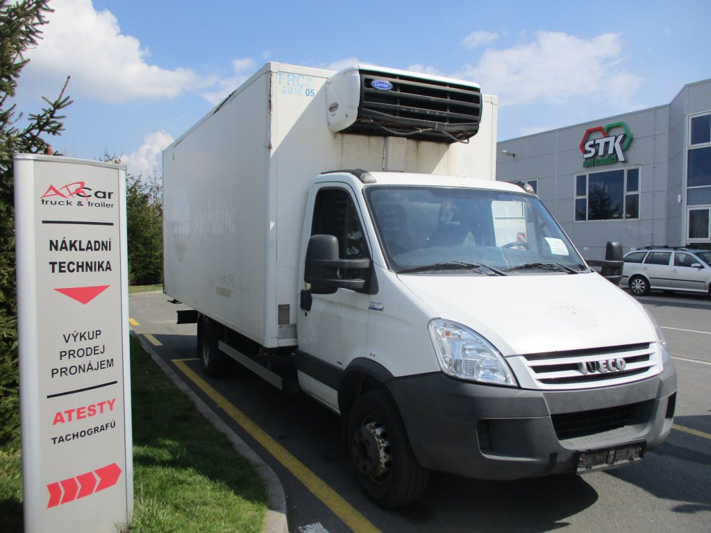 Iveco  Daily 60 C 18 Carrier Xarios 500 -20°C
