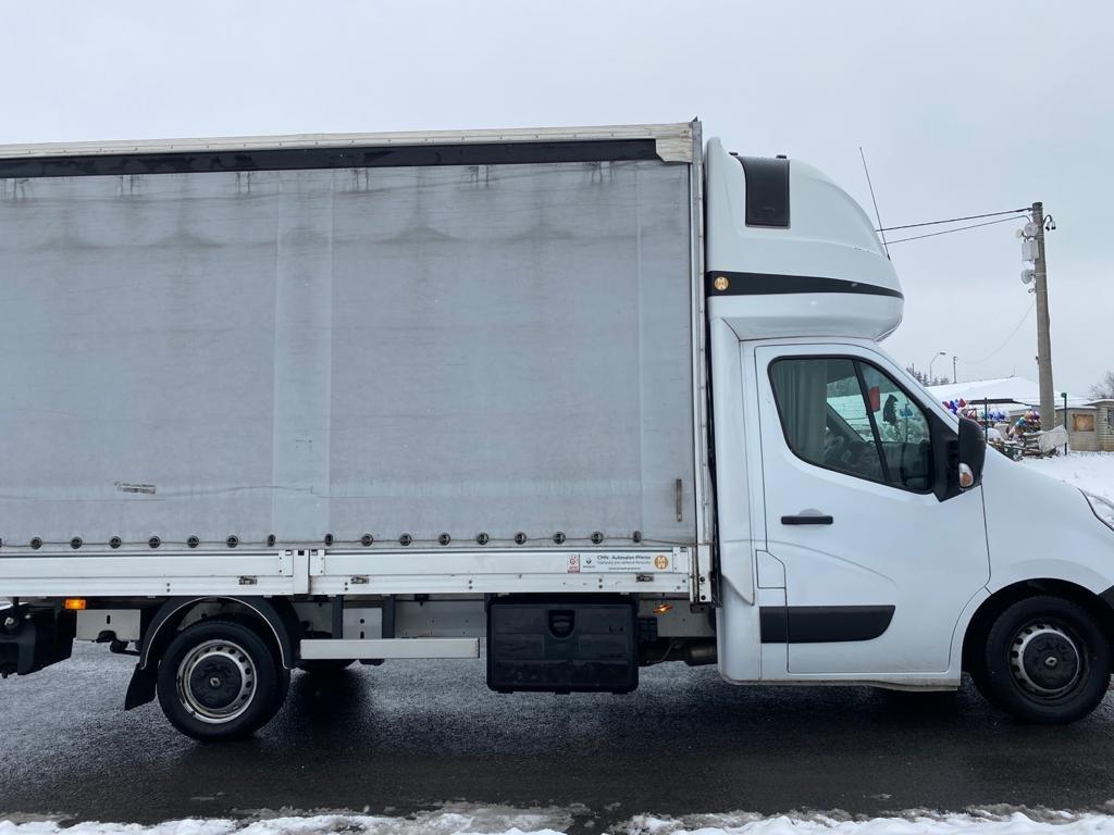 Renault  Master 2,3 125kW 8palet spaní