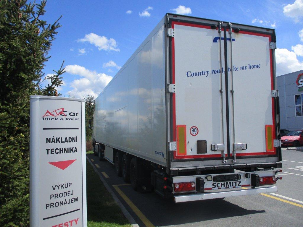Schmitz  Cargobull SKO 24 Carrier Maxima 1300 patro