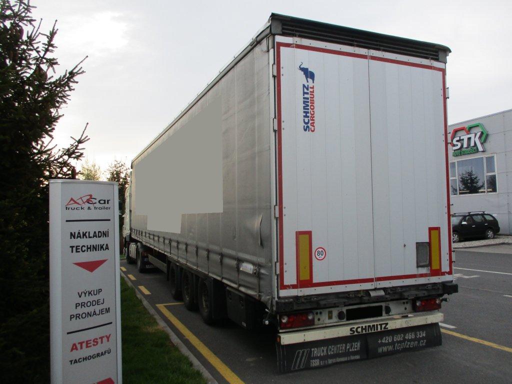 Schmitz  Cargobull SCS 24/L - 13,62 MB LowDeck