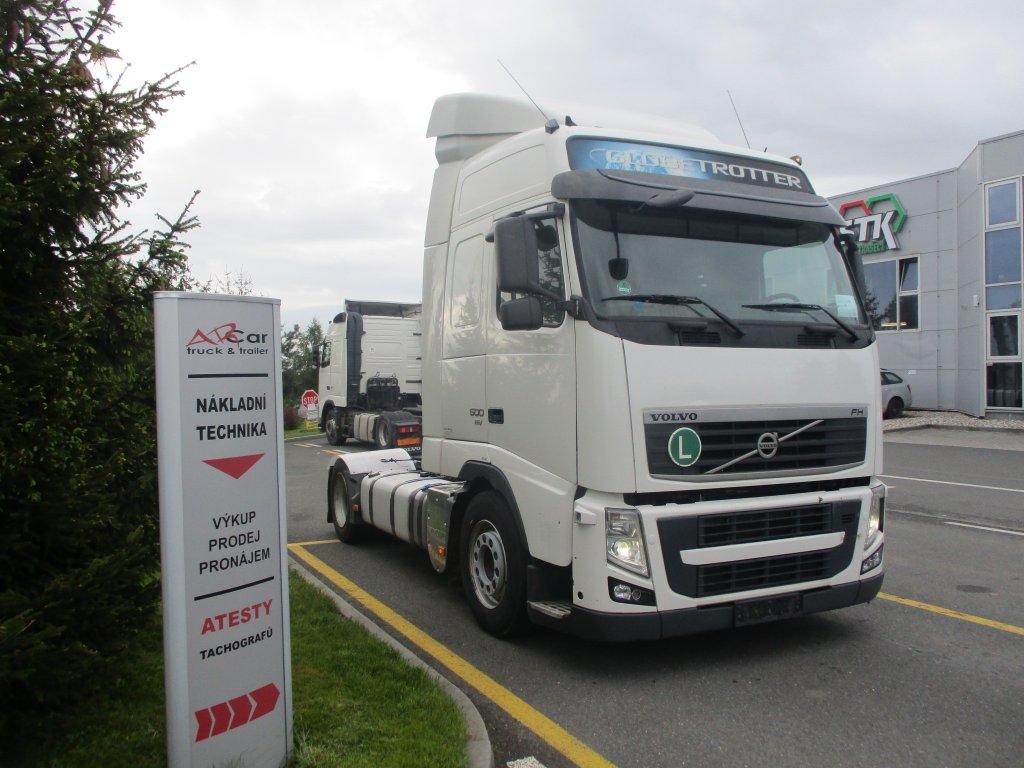 Volvo  FH 13 500 LowDeck EEV