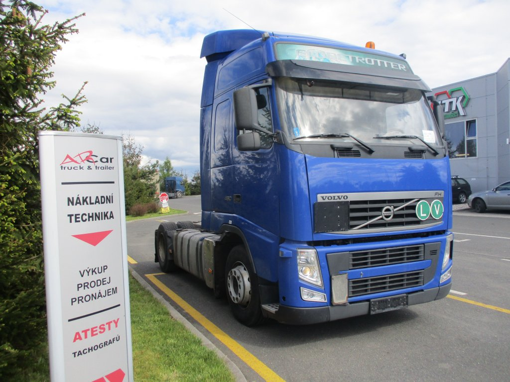 Volvo  FH 13 460 ADR VEB+