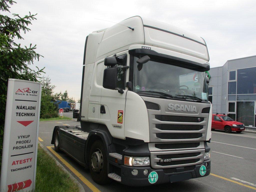 Scania  R 450 Standart Euro6 Retarder