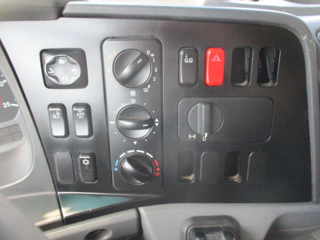 Mercedes-Benz  Axor 2540 L 6x2 Carrier Supra 850
