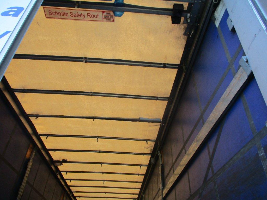Schmitz  SCS 24/L - 13,62 CEB koryto na svitky Standart